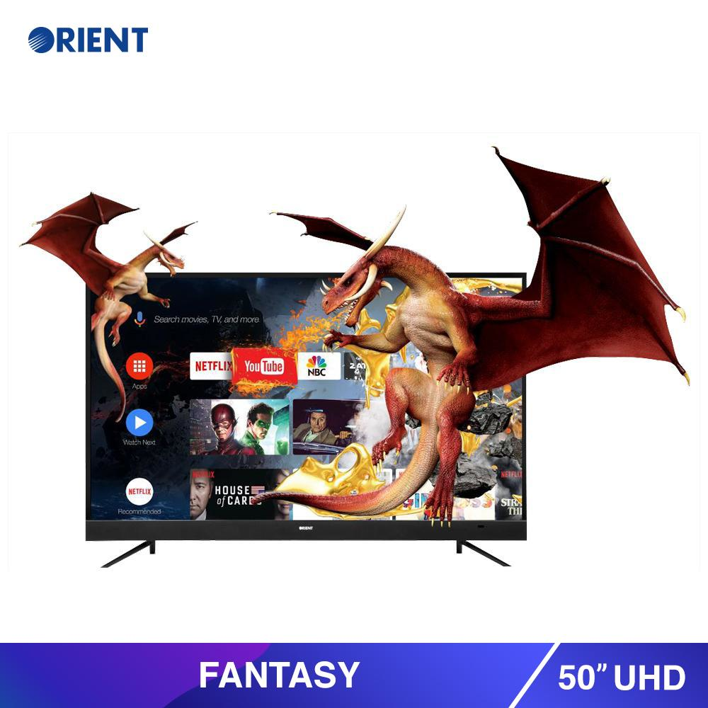 Orient FANTASY 50-Inches UHD TV